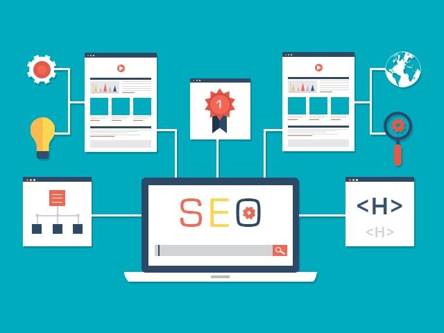 Cấu trúc trang web thiết kế cần phải chuẩn SEO