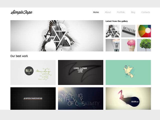Khi thiết kế web cần chọn mẫu thiết kế cho phù hợp với xu thể để thu hút khách hàng