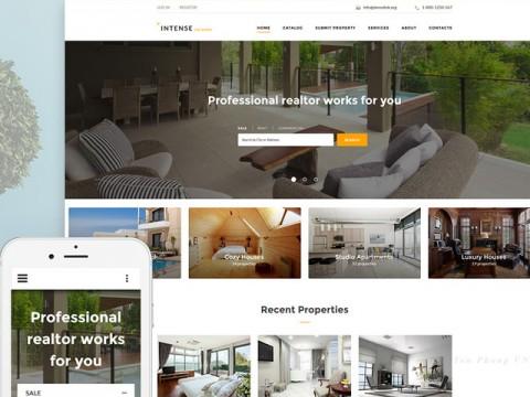 Thiết kế website bất động sản để thu hút được nhiều khách hàng